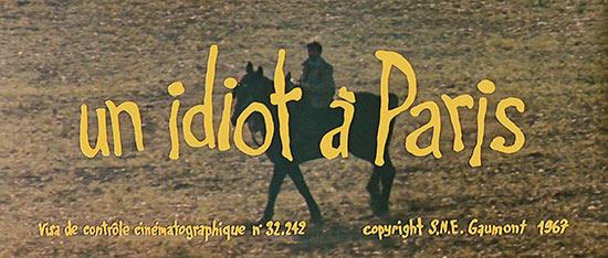 idiot à paris 1