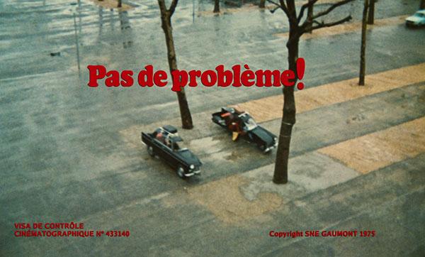 pas de problème 1