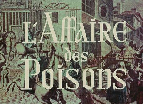 affaire poisons 1