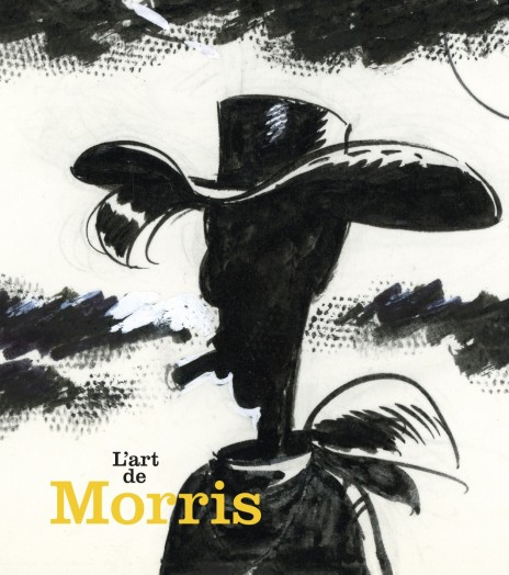 L'Art-de-Morris-couv