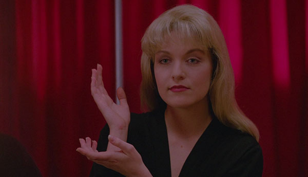 TWIN PEAKS, saison 3 épisode 1 : Heil to David !