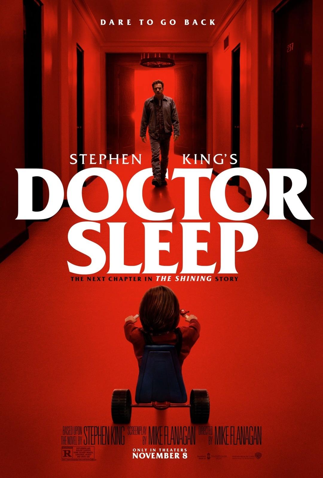 """""""Un Shining vaut mieux que deux Docteur Sleep"""""""