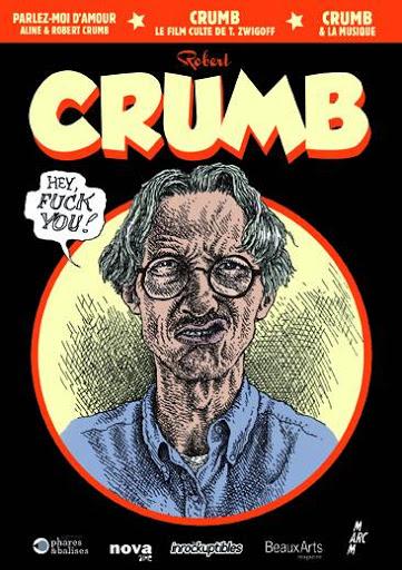 Un white trash devenu génie du neuvième art : Crumb